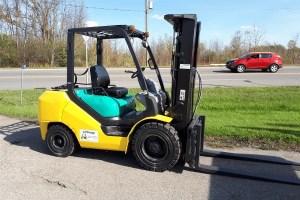 Used Forklifts | 01-U6945</br>Komatsu FG35AHT-16