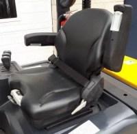 LiuGong Suspension Seat