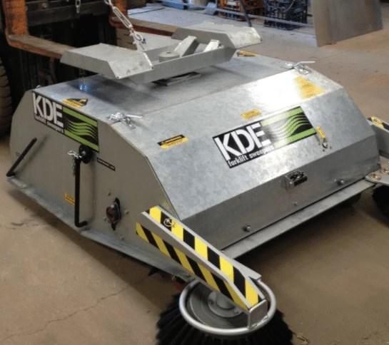 KDE Forklift attachment