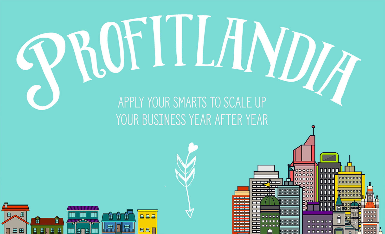 Profitlandia Fun Learning Game For Small Business Owners La