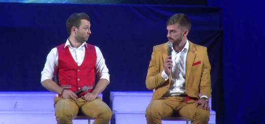 Степаненко и Рыбак. Отдыхаем вместе