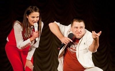 Таня Песик і Віктор Гевко