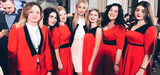 Сборная холостячек Украин