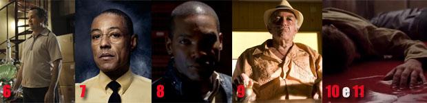 Breaking Bad - As Mortes provocadas por Walter White (6a11)