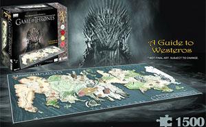 Game of Thrones - Quebra-cabecas