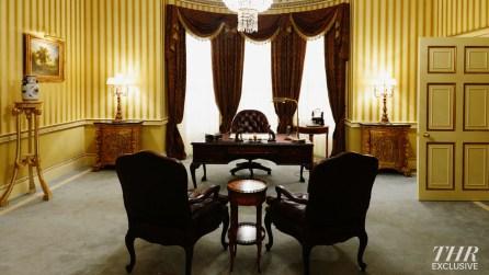 Sala do Chefe de Gabinete