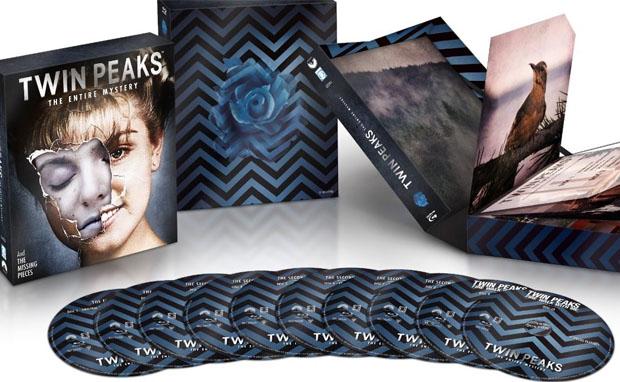 Twin Peaks Completa - Blu-ray