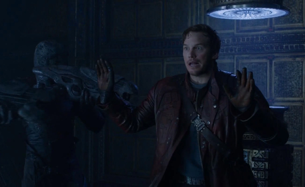 Guardians-of-the-Galaxy-Peter-Quill-Caught-by-Korath