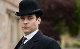O detestável mordomo Thomas Barrow (Rob James-Collier)