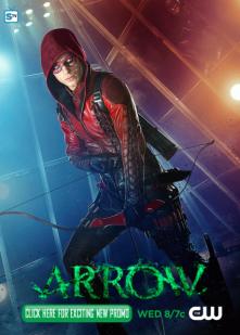 Arrow - Superhero Fight Club - Promotional Photo (1)_595_Mini Logo TV white - Gallery