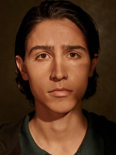 Lorenzo James Henrie as Chris - Fear The Walking Dead _ Season 1, Gallery - Photo Credit: Frank Ockenfels 3/AMC