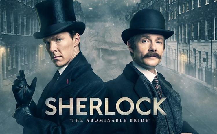 SherlockXmas