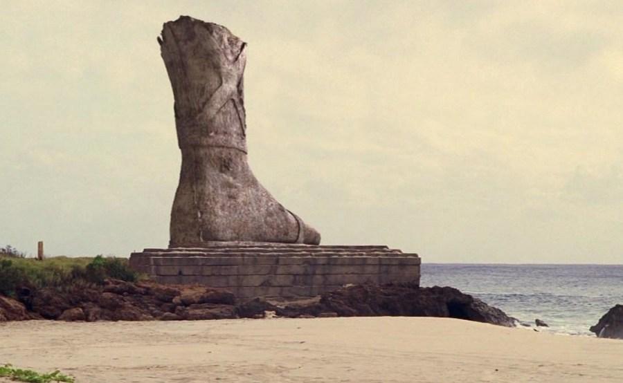 lost estatua