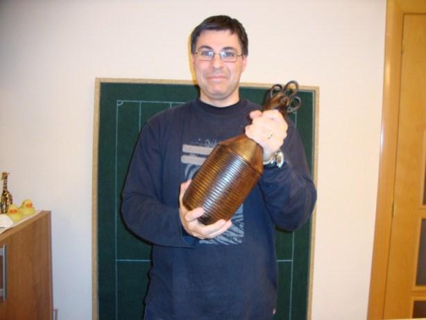 David Cañellas, campeón 2ª edición.