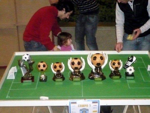 Trofeos 2011