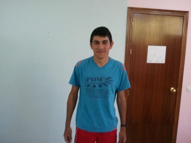 Adrián Pérez ya consiguió el título de liga la temporada pasada