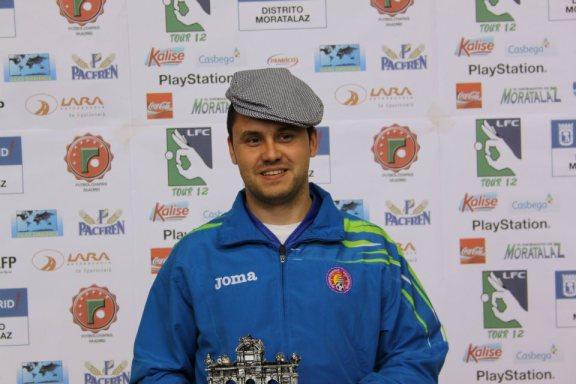 Luisja se proclamó campeón de Liga y Copa el mismo día