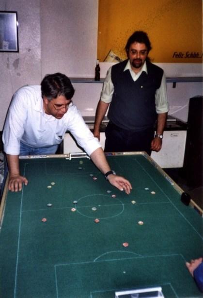 Luis Altamuro y Juancar Ruiz, primera pareja campeona del Torneo de la Amistad