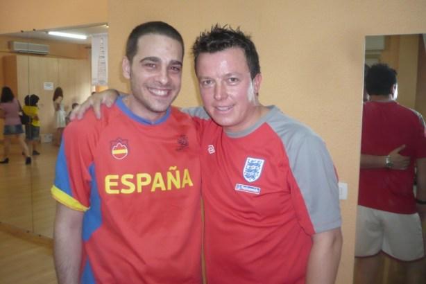 Iván Pérez y Miguel Oscar Solano, finalistas del torneo