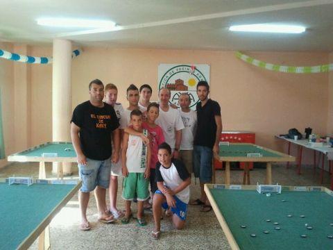 Participantes de la última edición del torneo