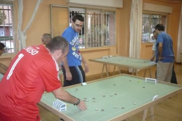 Segunda jornada de liga en Alcalá