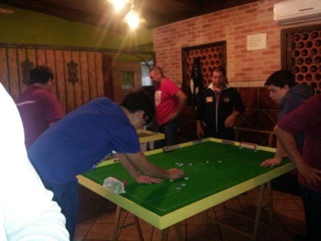 XXX jornada de Liga en Campamento