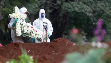 صورة تتجاوز البرازيل 200 ألف حالة إصابة بفيروس كورونا وتعد كمركز لوباء أمريكا اللاتينية