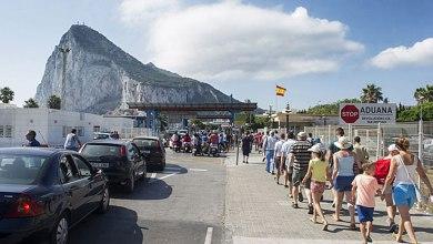 صورة جبل طارق بعد بروتوكول الانسحاب من الاتحاد الأوروبي في الاجتماع الأول للجنة المتخصصة المعنية
