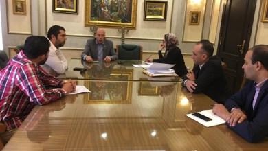 صورة اللجنة الأولمبية المصرية تواصل مناقشاتها لخطط استعدادات الاتحادات