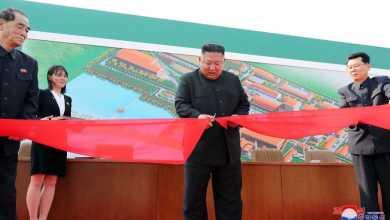 صورة عاجل: أخيرا كيم جونغ أون يظهر في وسائل الإعلام الرسمية الكورية الشمالية بعد شائعات عن صحته