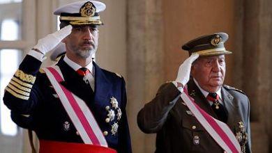 صورة إسبانيا: بأمر من الملك لن يتلقى الملك الفخري (الأب) خوان كارلوس مخصصات ميزانيته لهذا العام