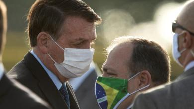 صورة هل هناك رد حكومي حتي تصبح البرازيل الدولة الثانية في العالم  من حيث الوفيات بسبب فيروس كورونا