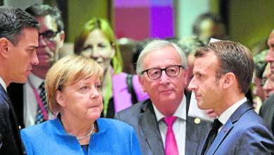 صورة ستة زعماء أوروبيين يقدمون اقتراحًا إلى المفوضيةالإوروبية تتضمن إجراءات ملموسة لمكافحة الأوبئة في المستقبل