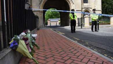 صورة المملكة المتحدة: مقتل ثلاثة أشخاص في طعن جماعي بمدينة ريدينغ الإنجليزية في عمل إرهابي