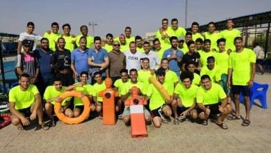 صورة السباحة رياضة عالمية والعالم العربي لديه مهارات لإنقاذها والمنافسة