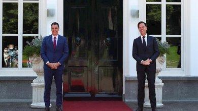 صورة مارك روته الهولندي يعترف بأن الاتفاق على صندوق إعادة الإعمار سيكون صعبًا ولكن يأمل في إيجاد حل