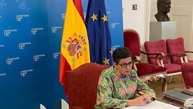صورة إسبانيا تحفز التعاون والحوار السياسي بين 18 دولة من الاتحاد الأوروبي وأمريكا اللاتينية للتعامل مع كوفيد-19 وعواقبه