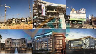 صورة الجامعة الاسبانية العربية تكشف التفاصيل الكاملة لمقرات البنوك في العاصمة الإدارية المصرية  «صور»