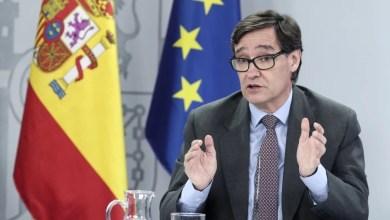 صورة تعزز الحكومة التنفيذية الإسبانية الصحة من خلال لجنة مكافحة الأمراض لـ كوفيد-19 بإنشاء وزير للدولة لمكافحة تفشي الجائحة