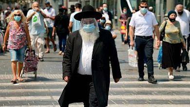 صورة إسرائيل تبدأ ثلاثة أسابيع من الحبس والحجر الجديد واستياء بالعام اليهودي الجديد