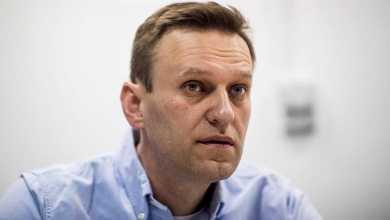 """صورة الخصم الروسي نافالني يخرج من غيبوبة ويظهر """"تحسن في صحته"""" الاتحاد الأوروبي لا يستبعد الانتقام من روسيا"""