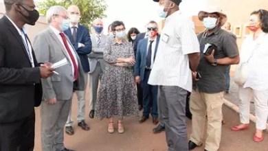 صورة وزيرة الخارجية الإسبانية تختتم زيارتها لبوركينا فاسو ومالي