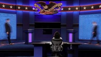صورة استطلاعات الرأي في الولايات المتحدة وعدم اليقين من الفوز أيهما سيحكمها للاربع سنوات القادمة