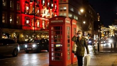 صورة نجحت المافيا كورونا الجديدة من سلالة بريطانية لتشكك الاتحاد الاوروبي في لحظت والانقلاب علي المملكة المتحدة