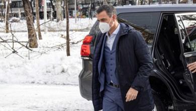 صورة العاصفة الثلجية الشديدة تطلق العنان لحرب سياسية جديدة بين الحكومة الاسبانية والمعارضة