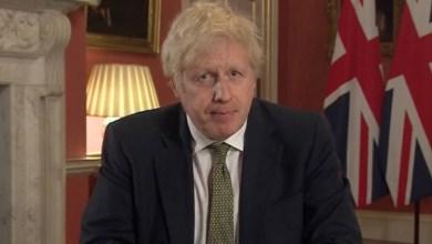صورة أعلن رئيس الوزراء البريطاني عن إغلاق كامل جديد في إنجلترا بسبب الانتشار السريع للسلالة الجديدة