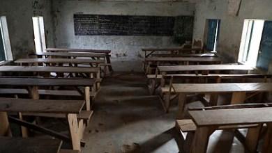 صورة اختطاف أكثر من 300 طالبة من مدرسة في شمال غرب نيجيريا