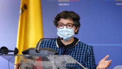"""صورة وزيرة الخارجية الإسبانية ترد على نظيرها الروسي: """"في إسبانيا لا يوجد سجناء سياسيون"""""""