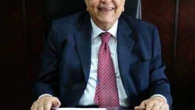 صورة سيدة الأعمال ولاء الصبان تنعى المهندس حسين صبور شيخ المعماريين فى مصر