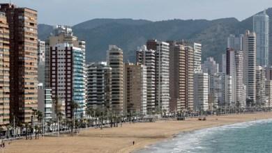 صورة مافيا كورونا تدمر في إسبانيا أهم مدينة سياحية بينيدورم وتعد على شفا الانهيار
